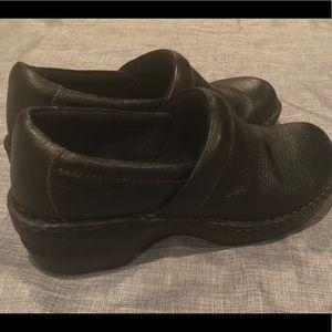Black Boc clogs